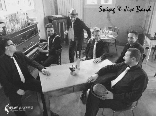 Play Music Swiss – Band Swing & Jive