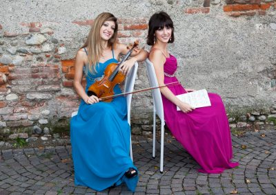 Play Music Swiss – Duo Violino & Organo EN