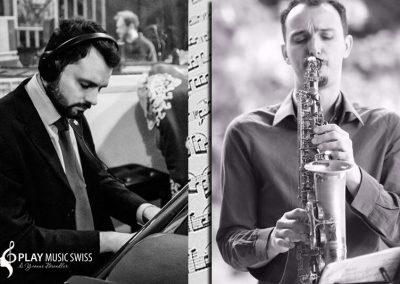 Play Music Swiss – Jazz duo 1 EN