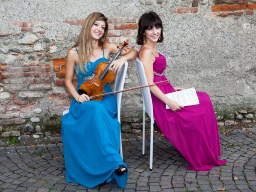 Play Music Swiss – Duo Violino & Organo